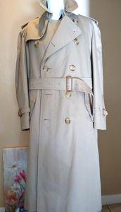 Men's Burberry trench  coat Fall winter coat
